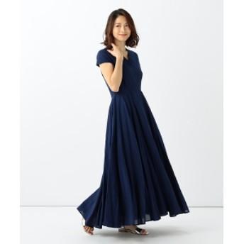 MARIHA / 春の月のドレス レディース ワンピース NAVY 38