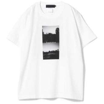 INSPIRATION CULT MAGAZINE × KOSUKE KAWAMURA / ulive_udai Tee メンズ Tシャツ WHITE L
