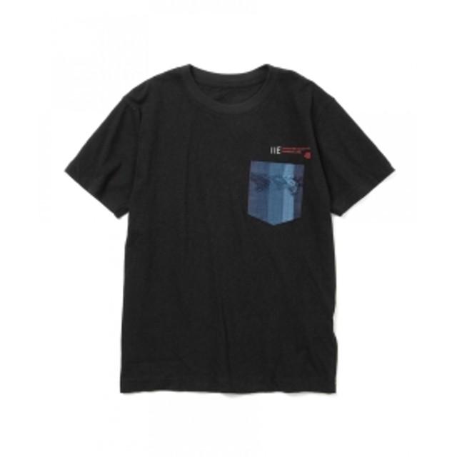 B:MING by BEAMS <KENDAMA TOHOKU> 430×IIE / クルーネックMENS T BLACK メンズ Tシャツ BLACK M