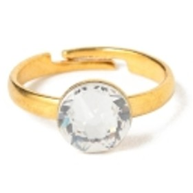 INspiRaTiOns by la girafe / Ring キッズ リング CRYSTAL ONE SIZE