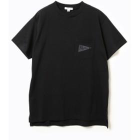 ENGINEERED GARMENTS × Pilgrim Surf+Supply / Team Tee メンズ Tシャツ BLACK M