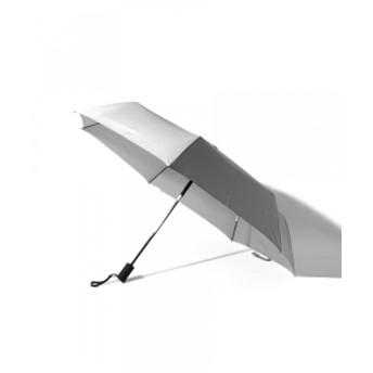 BEAMS / 折り畳み傘(無地) メンズ 折りたたみ傘 GREY ONE SIZE