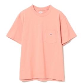 【WEB限定】DANTON / ポケット Tシャツ レディース Tシャツ 【WEb限定】ASH PINK 36