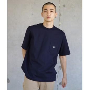 LACOSTE × BEAMS / 別注 Tシャツ メンズ Tシャツ NAVY 1