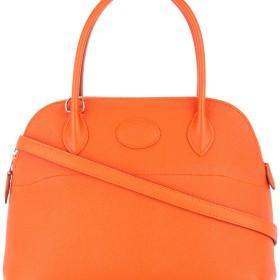 Hermès Vintage Bolide 27 ハンドバッグ - オレンジ