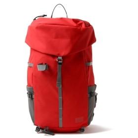 B JIRUSHI YOSHIDA PORTER / PORTER VOGEL BACK PACK (692-05928) メンズ リュック・バックパック RED ONE SIZE