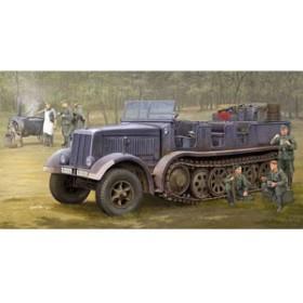 トランペッター 1/35 ドイツ軍 Sd.kfz.8/DB9 12t重砲兵ハーフトラック【09538】プラモデル 【返品種別B】