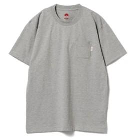 BEAMS JAPAN / ポケット ビッグ Tシャツ メンズ Tシャツ GREY S