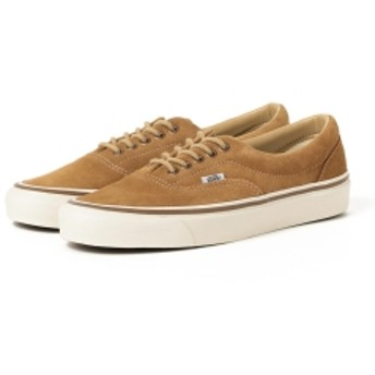 VANS / ERA 95 DX USA メンズ スニーカー OG HART BROWN/SUEDE 10