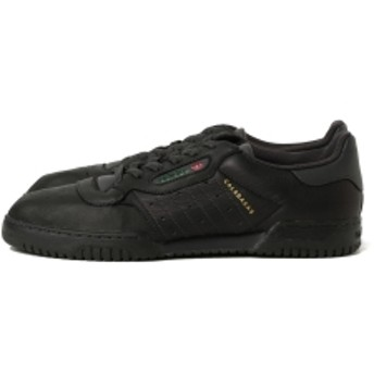 adidas / YEEZY POWERPHASE CORE BLACK メンズ スニーカー CoreBlack 23.0