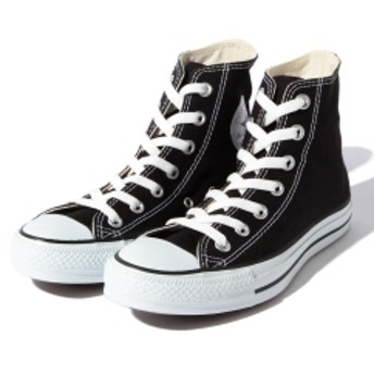 CONVERSE / ALL STAR HI レディース スニーカー BLACK 4H