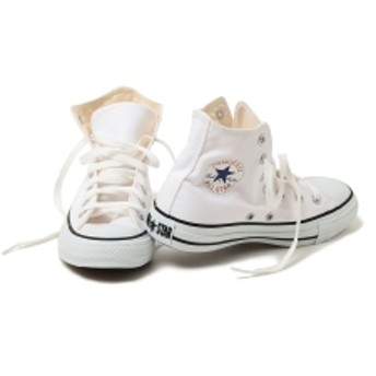 CONVERSE / ALL STAR COLORS HI レディース スニーカー WHITE/BLACK32664380 4H