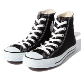 CONVERSE / ALL STAR HI レディース スニーカー BLACK 6