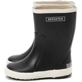 BERGSTEIN / レインブーツ (12~16cm) キッズ レインシューズ ブラック 23(14cm)