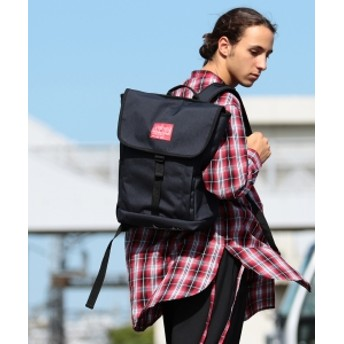 BEAMS Manhattan Portage × BEAMS / 別注 1220BM Backpack New メンズ リュック・バックパック D.NAVY ONE SIZE