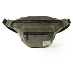PORTER × B印 ヨシダ / 別注 BRILLIANCE WAIST BAG S メンズ ウエストバッグ GREY ONE SIZE