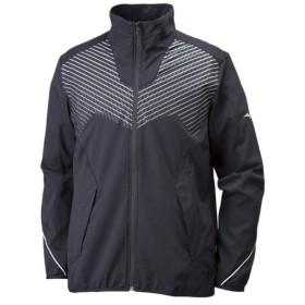 ミズノ(MIZUNO) メンズ ムーブクロスシャツ ブラック 32MC8131 09 トレーニングウェア スポーツウェア 長袖 ジャケット