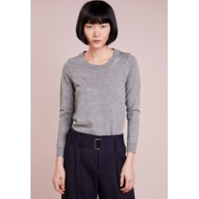 JCREW セーター ジャンパー レディース【 TIPPI - Jumper - heather smoke】heather smoke
