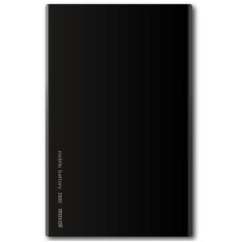 マクセル maxell モバイル充電バッテリー 2600mAh ブラック MPC-C2600P BK