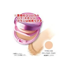 DHC 化粧品 Q10モイスチュアケアパウダリーファンデーションEX<リフィル>ナチュラルオークル01(滋賀在庫)