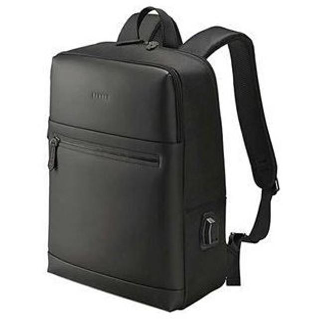 ds-2140740 ウノフク BAGGEX ローレルモバイルデイパック ブラック 13-6074-10 1個 (ds2140740)