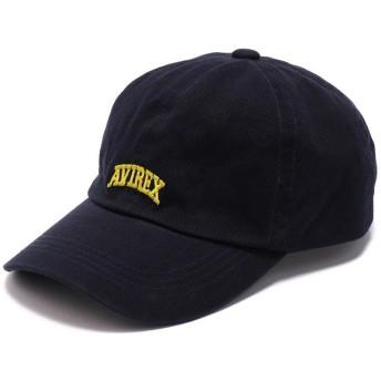 アヴィレックス ワンポイント ロウ キャップ/ONE POINT LOW CAP メンズ NAVY F 【AVIREX】