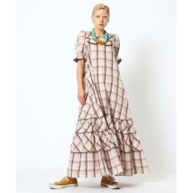 maturely / Dobby Ranch Dress レディース ワンピース NATURAL ONE SIZE