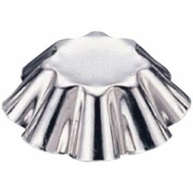 ブリキ ケーキ 型 小 No,326017 プロ仕様 業務用 可