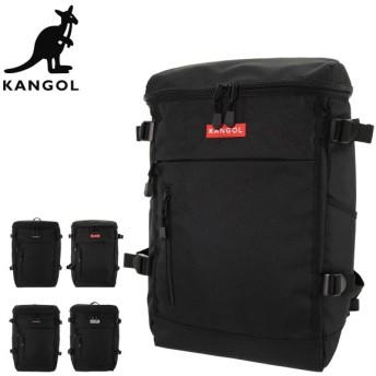 カンゴール リュック 22L メンズ レディース 250-1251 KANGOL | Hello リュックサック バックパック スクエア ポリエステル B4 大容量 軽量 [PO10]