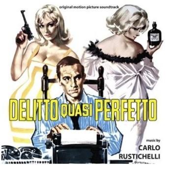 Carlo Rustichelli Delitto Quasi Perfetto<限定盤> CD