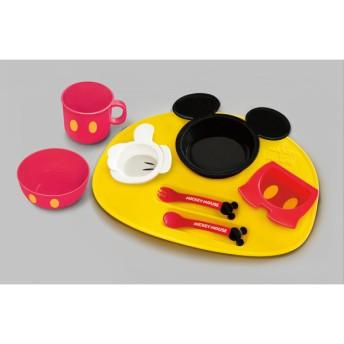 ミッキーマウス アイコン ベビー食器セット