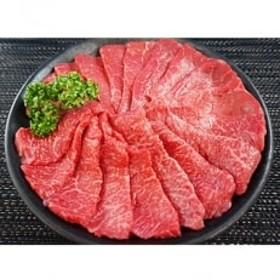 【牧場直売店】 兵庫県産但馬牛 モモ 焼肉用 350g