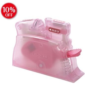 デスクレダー(卓上型糸通し器)ピンク