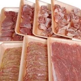 茨城県産豚肉&つくば鶏もも・充実の計3.5kg