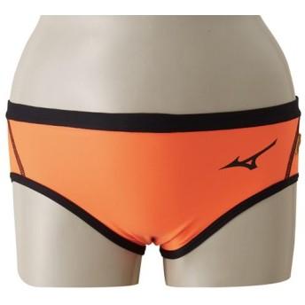 MIZUNO SHOP [ミズノ公式オンラインショップ] 競泳練習用スーパーショート[メンズ] 53 オレンジクラウンフィッシュ N2MB8064