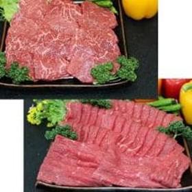 那須野ヶ原牛 ステーキとしゃぶしゃぶの堪能セット