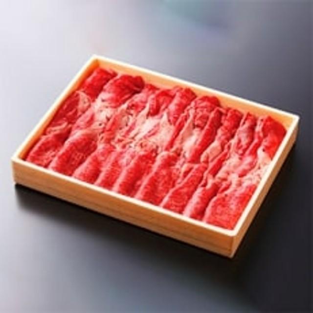 東通牛すき焼き肉(肩スライス400g)