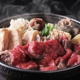岡喜の近江牛すき焼きセット