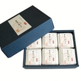 平成30年産霧島の煌めき(無洗米)6個入り1箱 計1.8kg