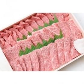 四万十麦酒牛(しまんとビールぎゅう)の特選厚切り焼き肉セット 500g
