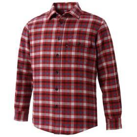 MIZUNO SHOP [ミズノ公式オンラインショップ] ブレスサーモトレイルシャツ[メンズ] 62 レッド A2MC7507