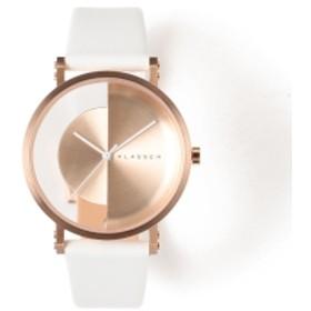 KLASSE14 / Imperfect Arch Metal 3針ウォッチ メンズ 腕時計 ROSE GOLD 40mm