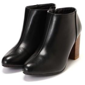 【公式/フリーズマート】ベーシックブーティ/女性/靴/ブラック/サイズ:M/(甲皮の使用材)合成皮革(底材の種類)合成底