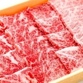 鹿児島黒毛和牛 肩ロース焼肉用400g