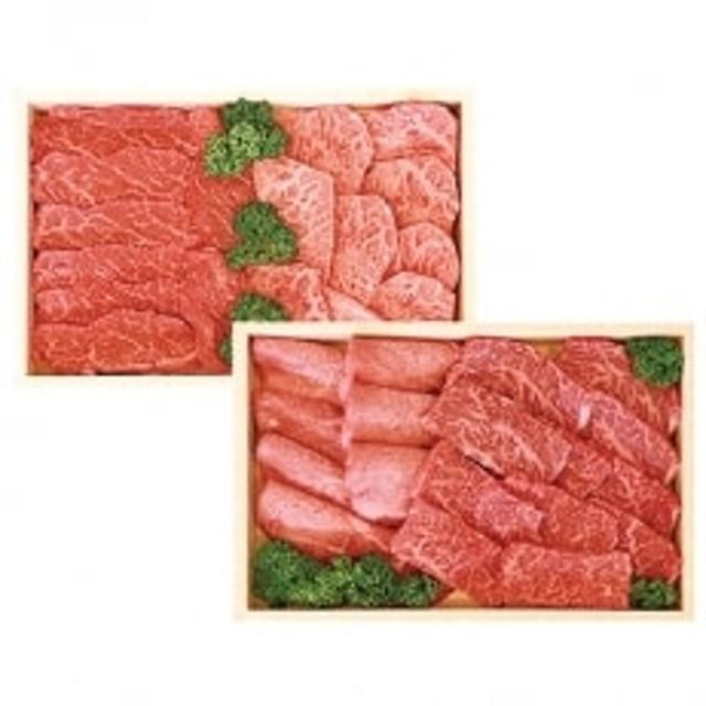 職人が厳選する仙台牛希少部位3種と和牛タン焼肉セット