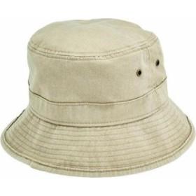 サンディエゴハットカンパニー ハット 帽子 メンズ【San Diego Hat Company Washed Bucket Hat CTH3560】Khaki