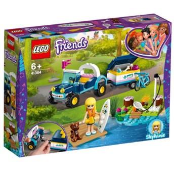 レゴジャパンLEGO フレンズ 41364 ステファニーのおでかけオープンカー41364ステフアニ-ノオデカケオ-プンカ