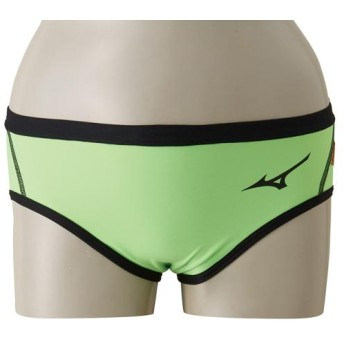 MIZUNO SHOP [ミズノ公式オンラインショップ] 競泳練習用スーパーショート[メンズ] 36 グリーンゲッコー N2MB8064