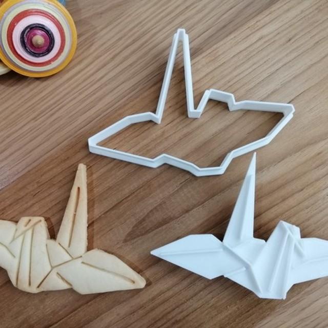 日本☆の折り紙 クッキーカッター/クッキー型