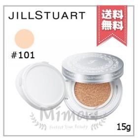 【外箱潰れ送料無料】JILL STUART ジルスチュアート ピュアエッセンス クッションコンパクト #101 linen リネン 15g レフィル